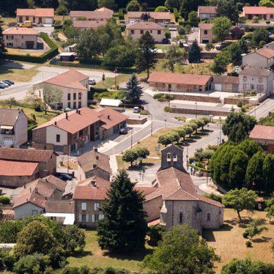 Commerces et Services à Bonnac la Cote (87) – version onglets