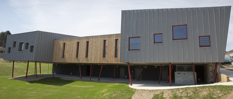 Ecole maternelle à Chateauneuf la Forêt (87)_20