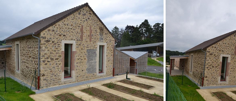 Ecole maternelle à Chateauneuf la Forêt (87)_31