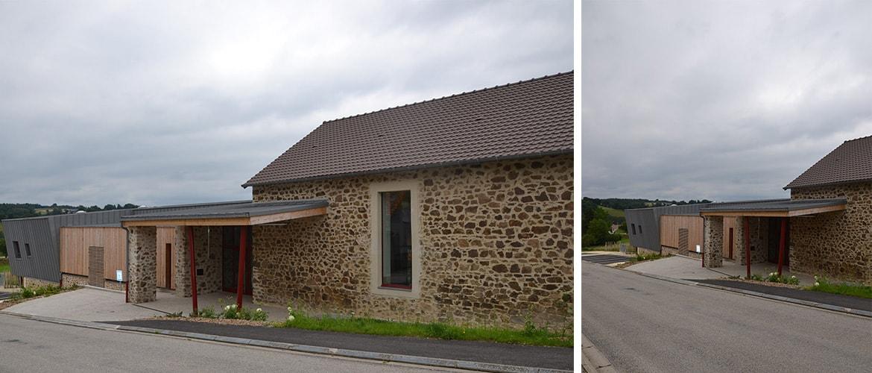 Ecole maternelle à Chateauneuf la Forêt (87)_32