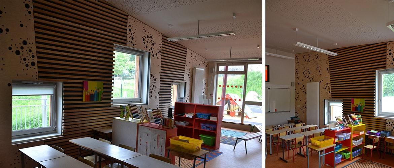 Ecole maternelle à Chateauneuf la Forêt (87)_37