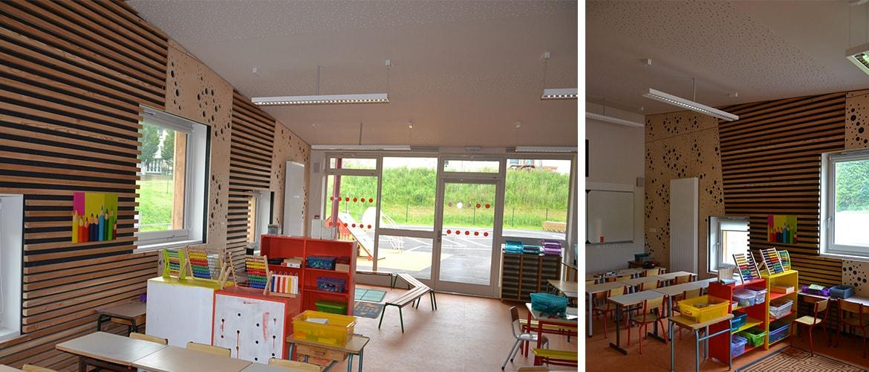 Ecole maternelle à Chateauneuf la Forêt (87)_38