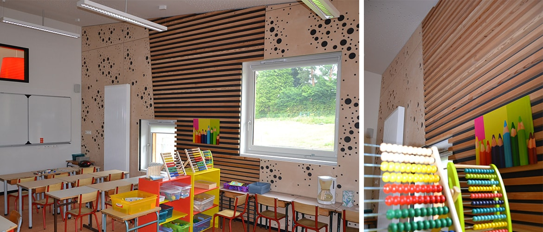 Ecole maternelle à Chateauneuf la Forêt (87)_39