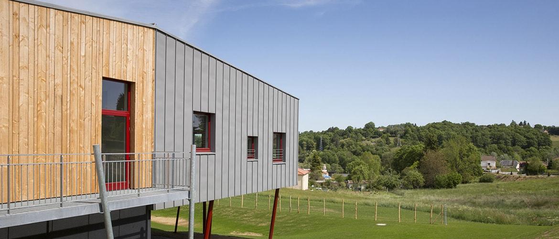 Ecole maternelle à Chateauneuf la Forêt (87)_8