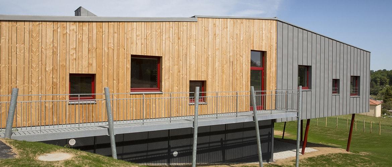 Ecole maternelle à Chateauneuf la Forêt (87)_9