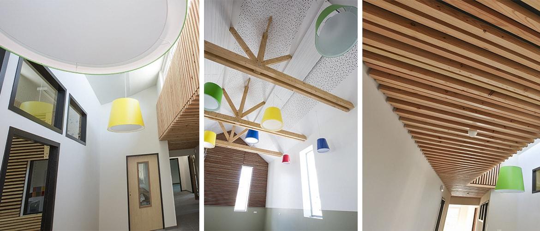 Ecole maternelle à Chateauneuf la Forêt (87)_26