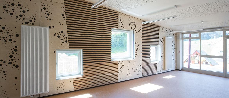 Ecole maternelle à Chateauneuf la Forêt (87)_28