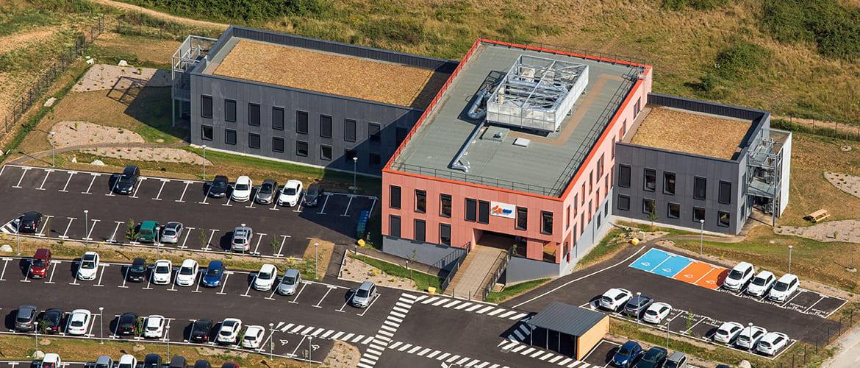 Batiments de Bureaux pour EDF Limoges (87)_1