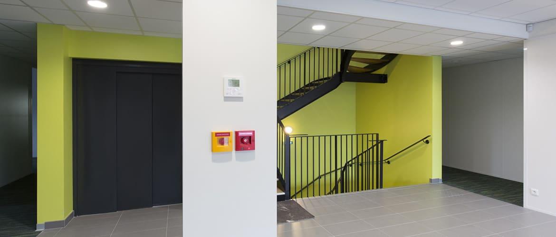 Batiments de Bureaux pour EDF Limoges (87)_22