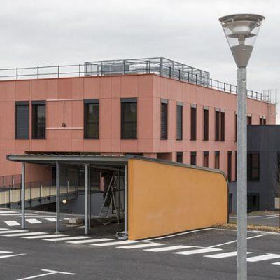 Batiments de Bureaux pour EDF Limoges (87)