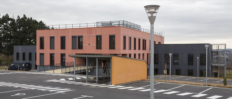 Batiments de Bureaux pour EDF Limoges (87)_0