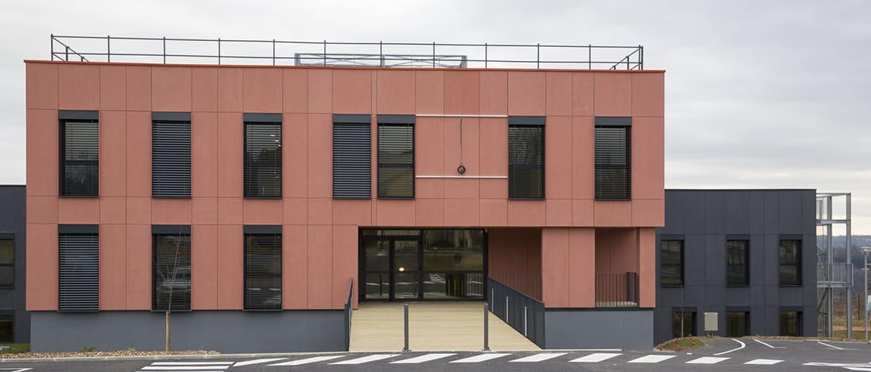 Batiments de Bureaux pour EDF Limoges (87)_2