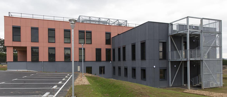 Batiments de Bureaux pour EDF Limoges (87)_3