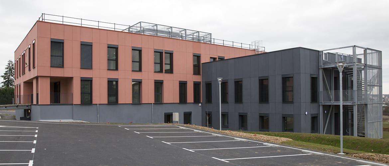 Batiments de Bureaux pour EDF Limoges (87)_4