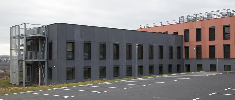 Batiments de Bureaux pour EDF Limoges (87)_5