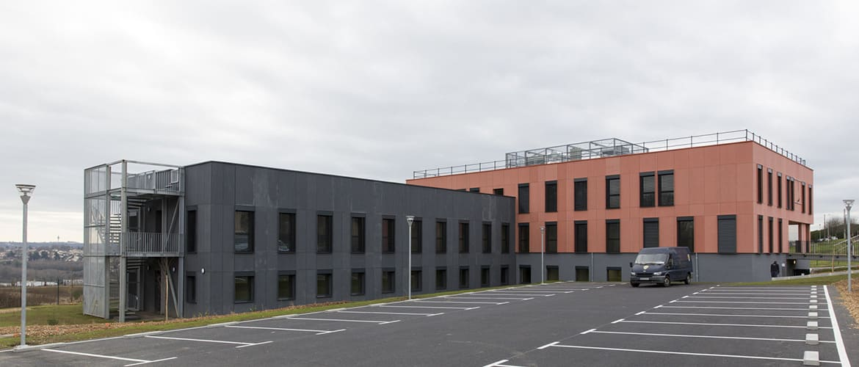 Batiments de Bureaux pour EDF Limoges (87)_6