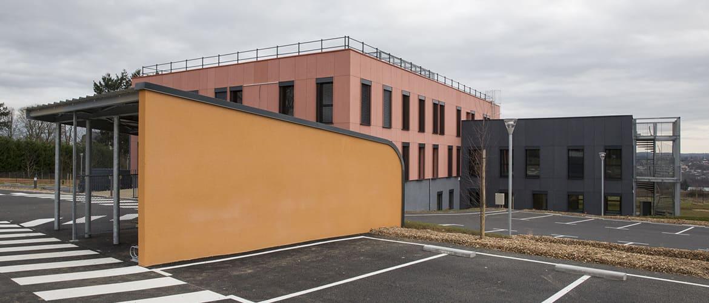 Batiments de Bureaux pour EDF Limoges (87)_7