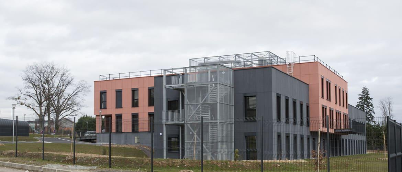 Batiments de Bureaux pour EDF Limoges (87)_8