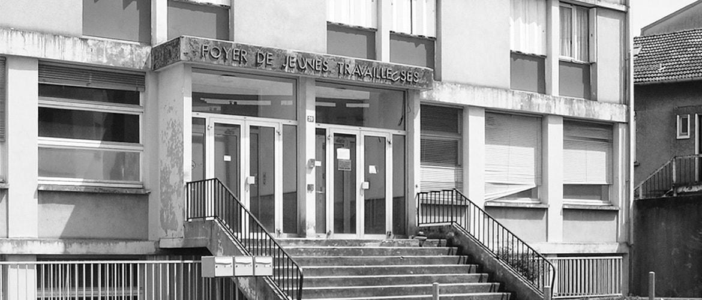 Réhabilitation du foyer Encombe Vineuse à Limoges (87)_1