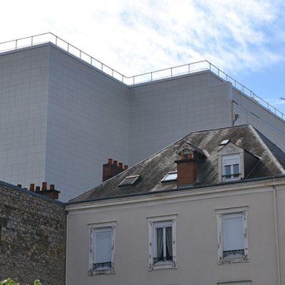 Réhabilitation du foyer Encombe Vineuse à Limoges (87)