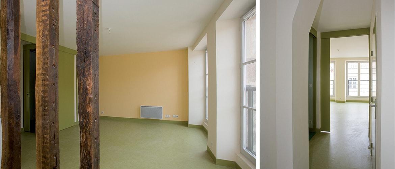 Réhabilitation de 4 logements Limoges (87)_1