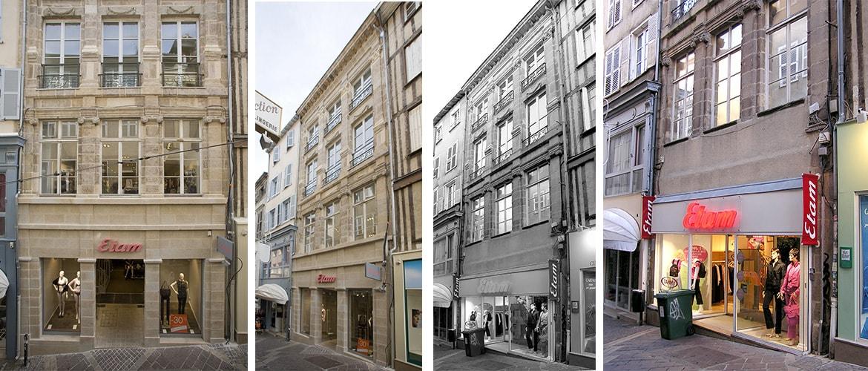 Réhabilitation de 4 logements Limoges (87)_0