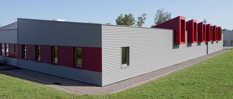 Extension d'un Atelier Industriel à Limoges (87)_5