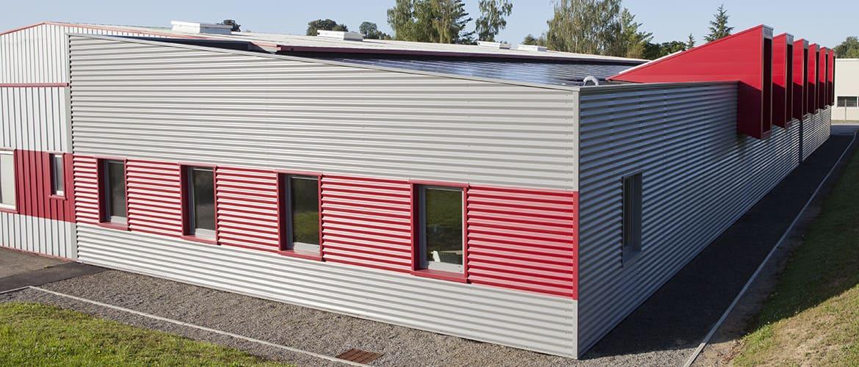 Extension d'un Atelier Industriel à Limoges (87)_2