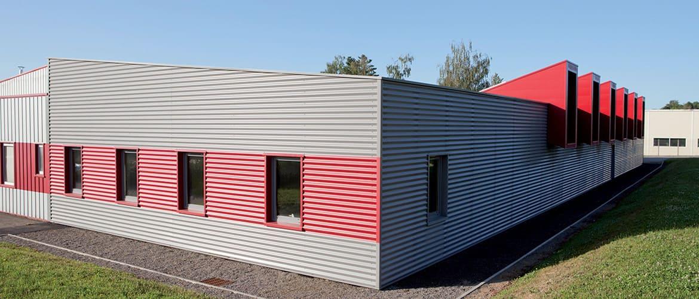 Extension d'un Atelier Industriel à Limoges (87)_4