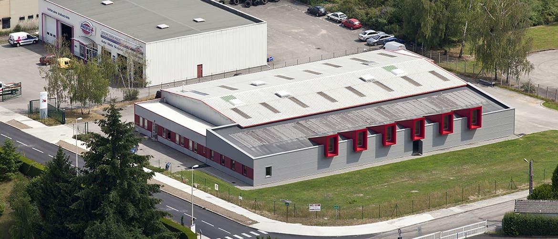 Extension d'un Atelier Industriel à Limoges (87)_0