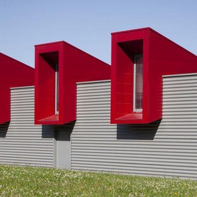 Extension d'un Atelier Industriel à Limoges (87)