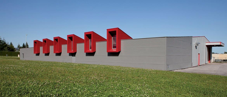 Extension d'un Atelier Industriel à Limoges (87)_1