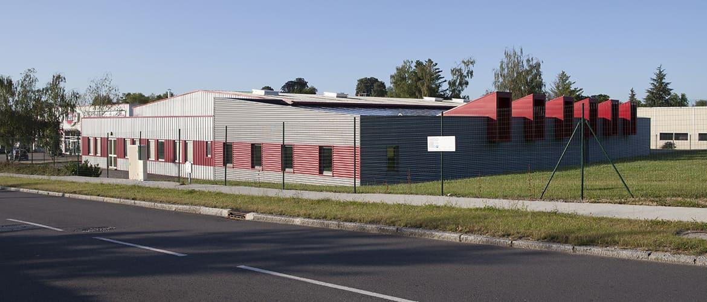 Extension d'un Atelier Industriel à Limoges (87)_9