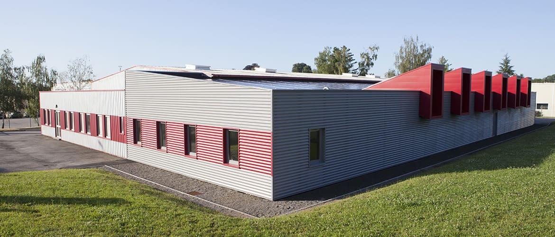 Extension d'un Atelier Industriel à Limoges (87)_7