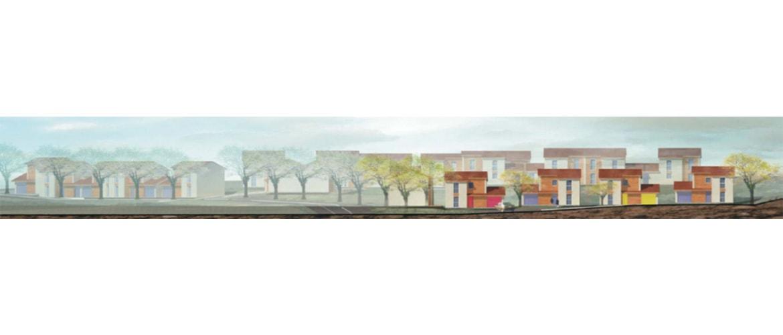 Concours 29 logements à Landouge (87)_1