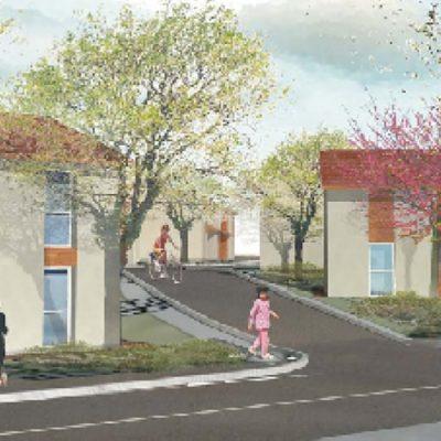 Concours 29 logements à Landouge (87)