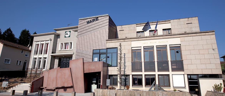 Bureaux Mairie au Palais sur Vienne (87)_16