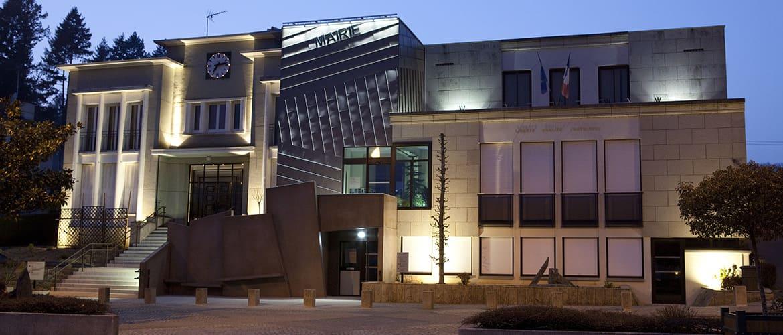 Bureaux Mairie au Palais sur Vienne (87)_1