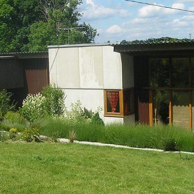 Maison environnementale bois à Couzeix (87)