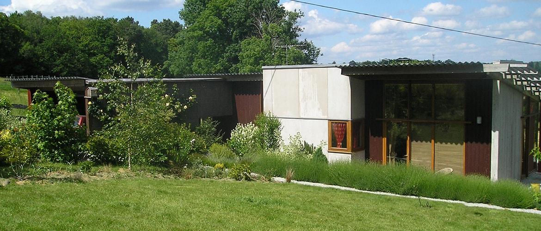 Maison environnementale bois à Couzeix (87)_5