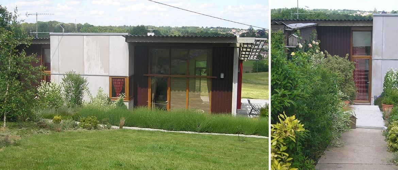 Maison environnementale bois à Couzeix (87)_0