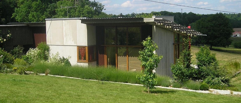 Maison environnementale bois à Couzeix (87)_6