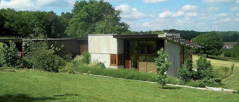 Maison environnementale bois à Couzeix (87)_7