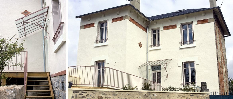 Maison de ville à Limoges (87)_5