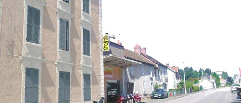 Logements sociaux St Yrieix la Perche (87)_1
