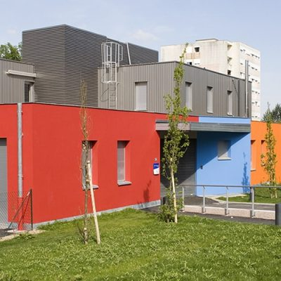 Maison de la solidarité à Beaubreuil (87)