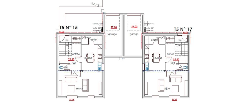 19 maisons individuelles au Palais sur Vienne (87)_5