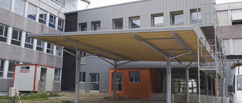 Concours «clos couvert» Lycée Marcel Pagnol à Limoges (87)_2