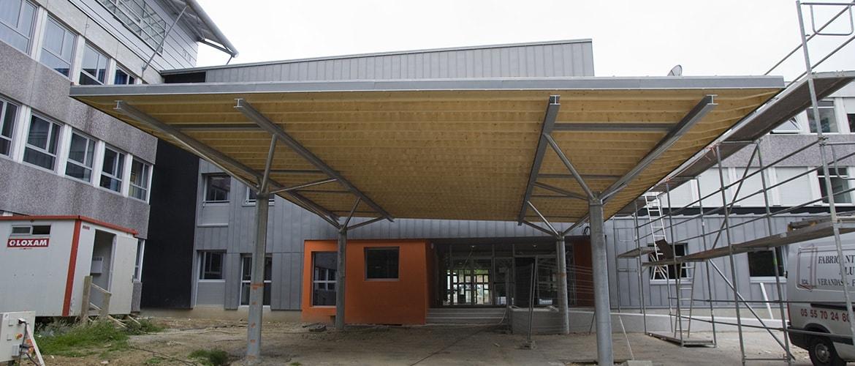 Concours «clos couvert» Lycée Marcel Pagnol à Limoges (87)_3