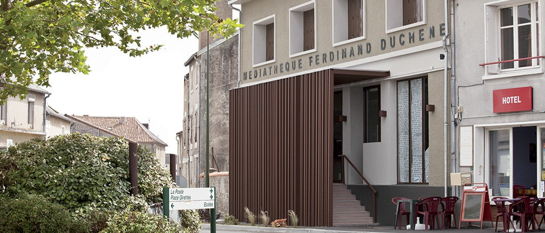 Médiathèque de Bussière Poitevine (87)_14